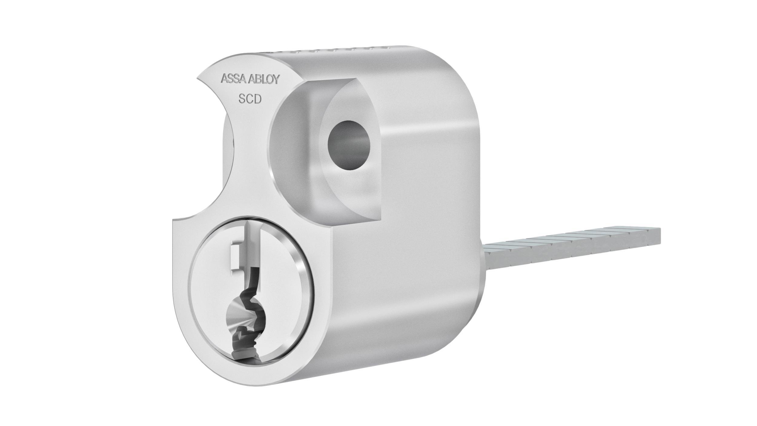 5909 - Single Rim Cylinder (Internal)
