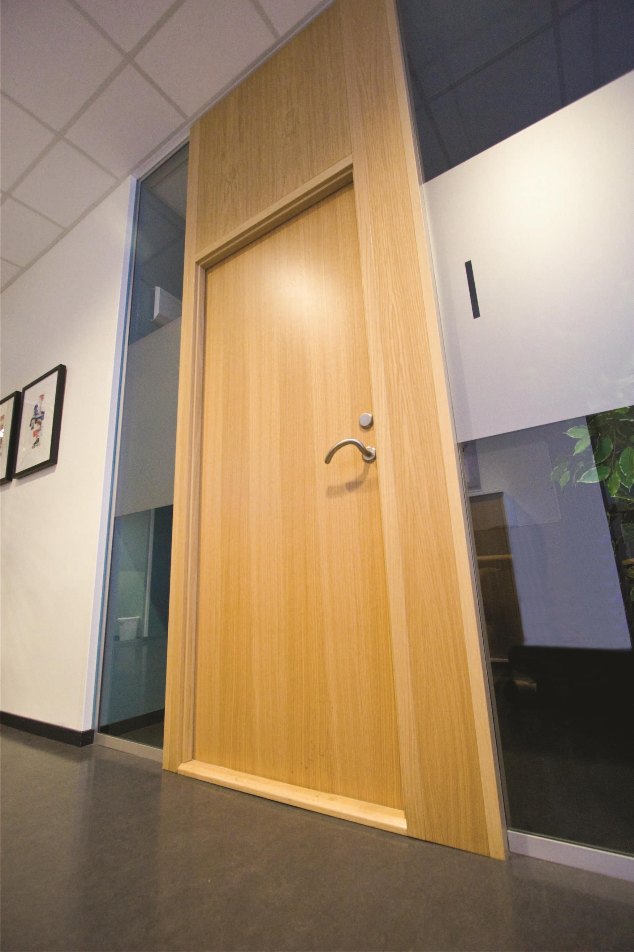 SMARTec Acoustic Doorsets