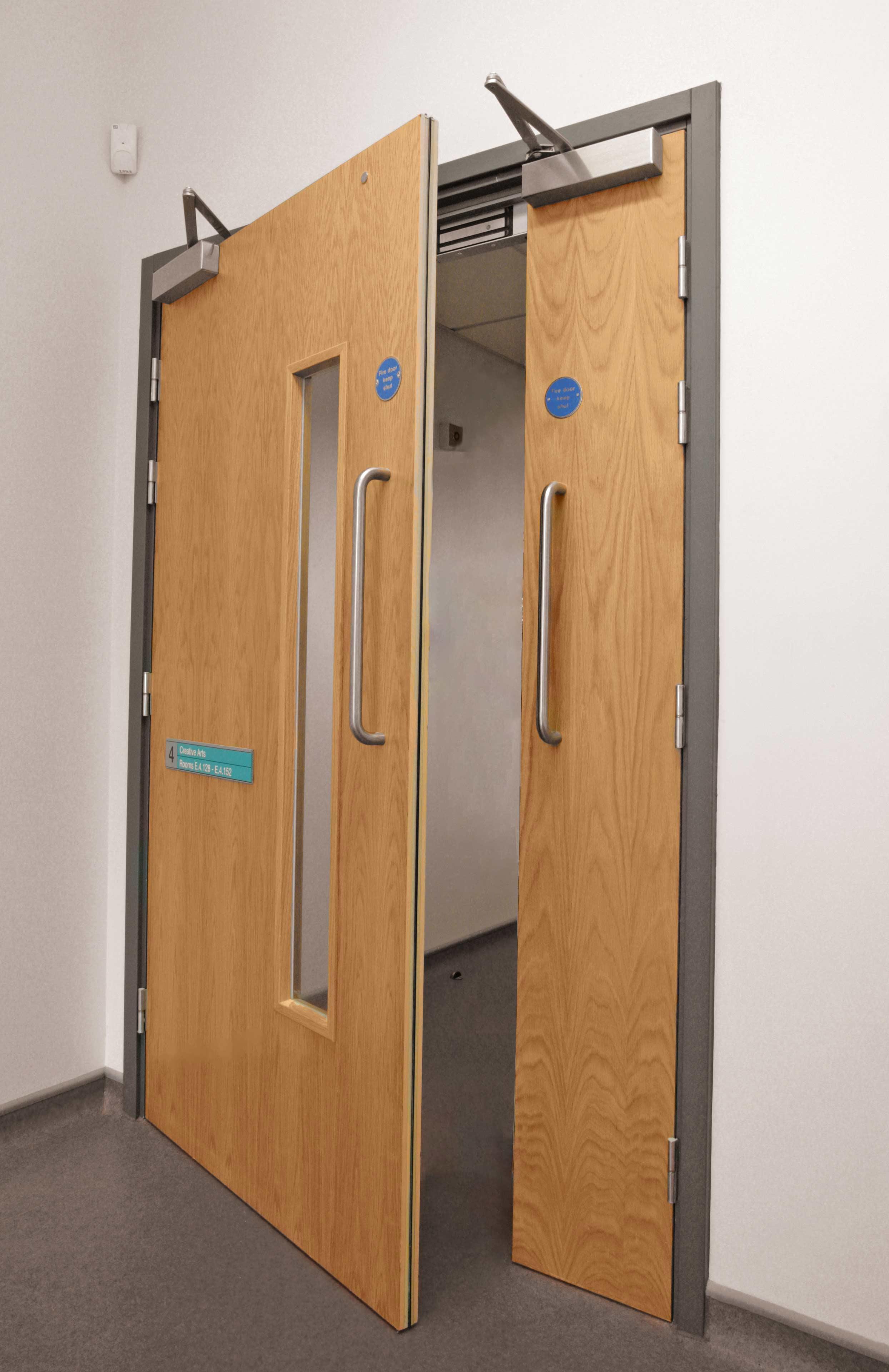 SMARTec High Performance Timber Doorsets