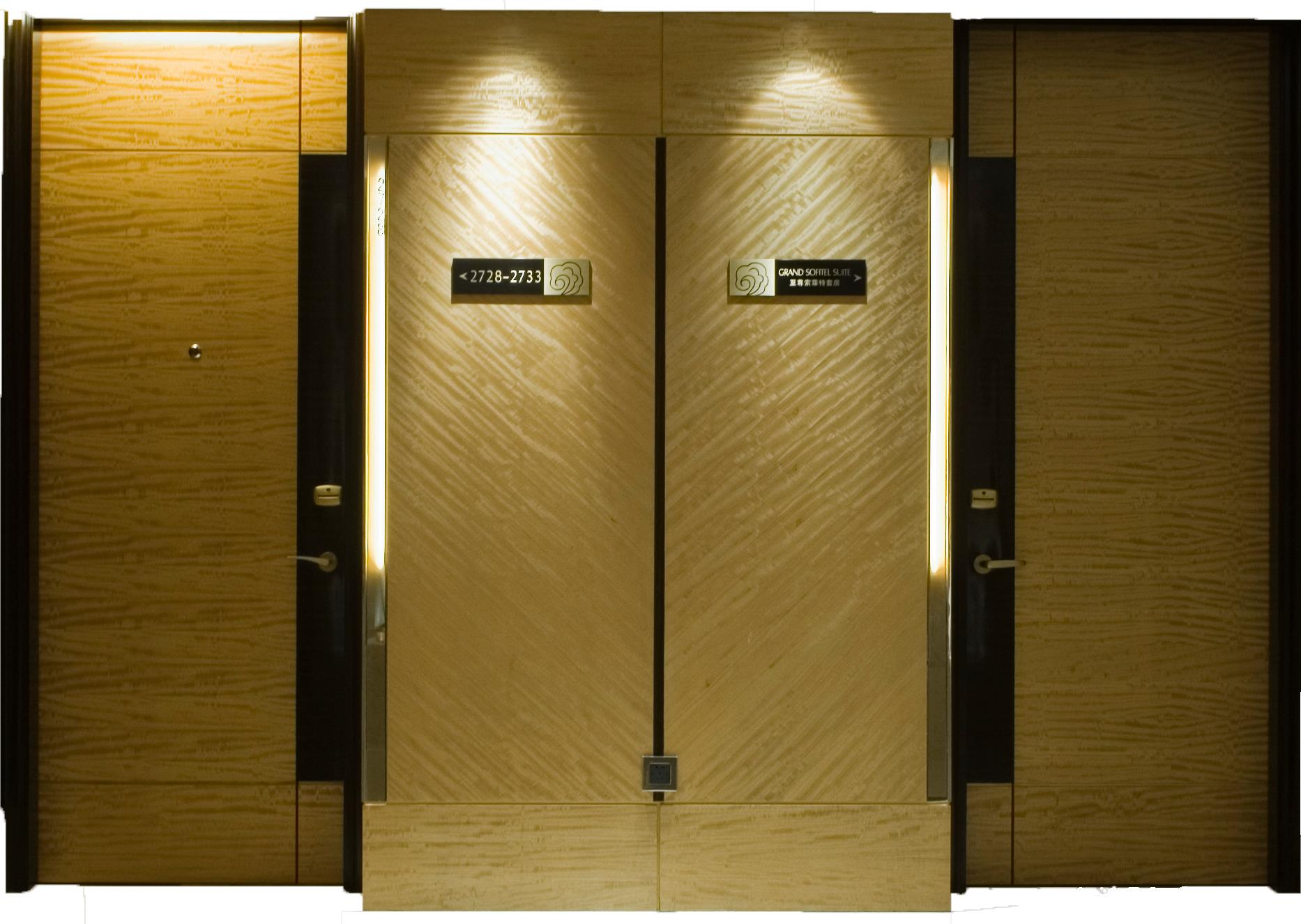 SMARTec Security Doorsets
