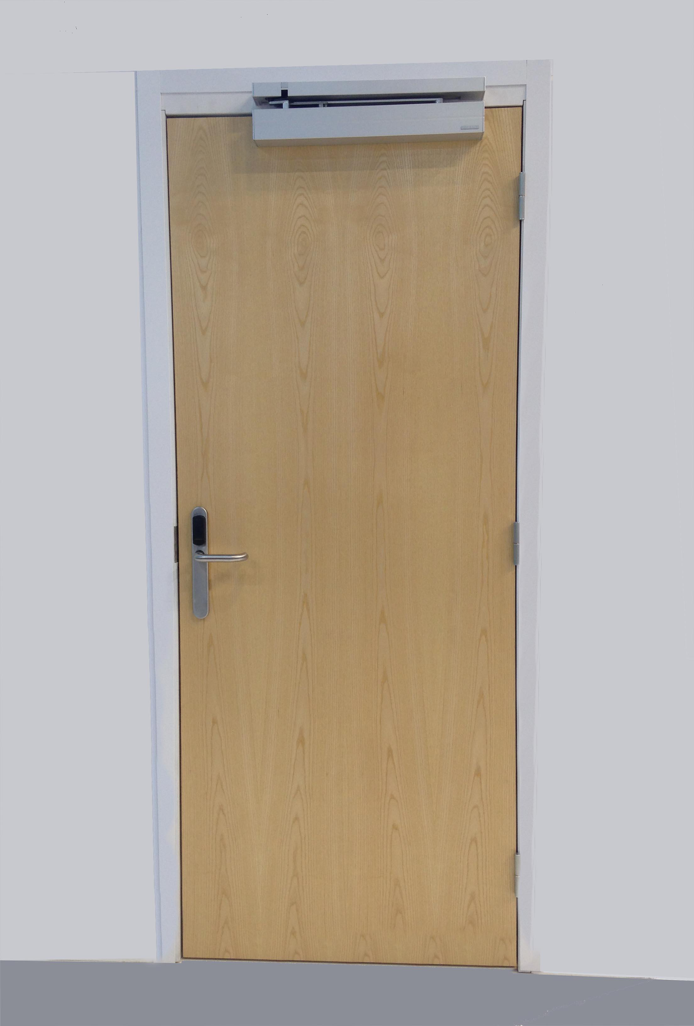 SMARTec™ High Performance Timber Doorsets