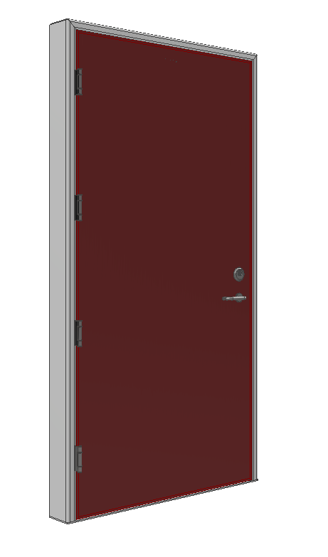 Security Timber Doorsets - Bowden