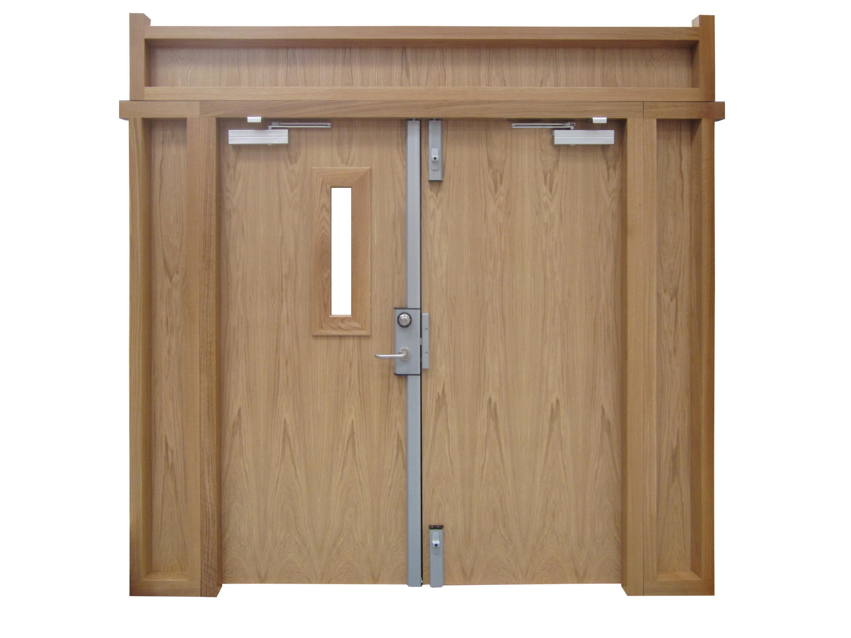 Safeguard Timber Doorsets