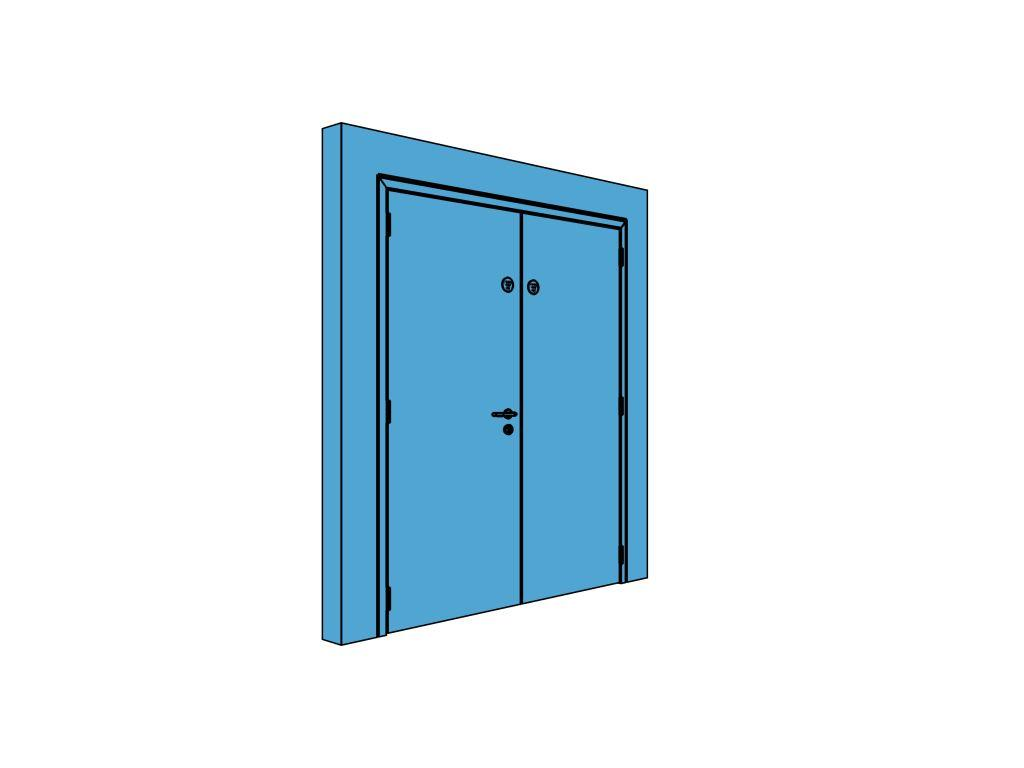 Ultimum - Security Doorset (LPS4 Certified)