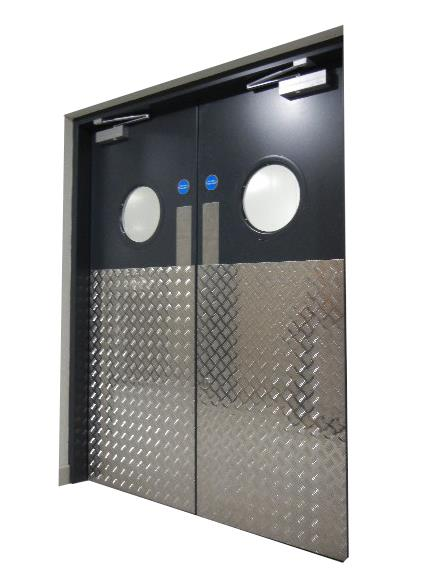 Powershield Fire Doorset