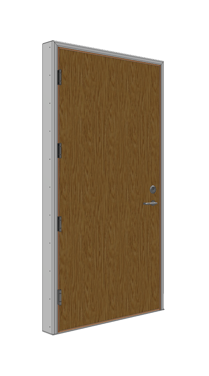 Security Timber Doorsets - Cromwell