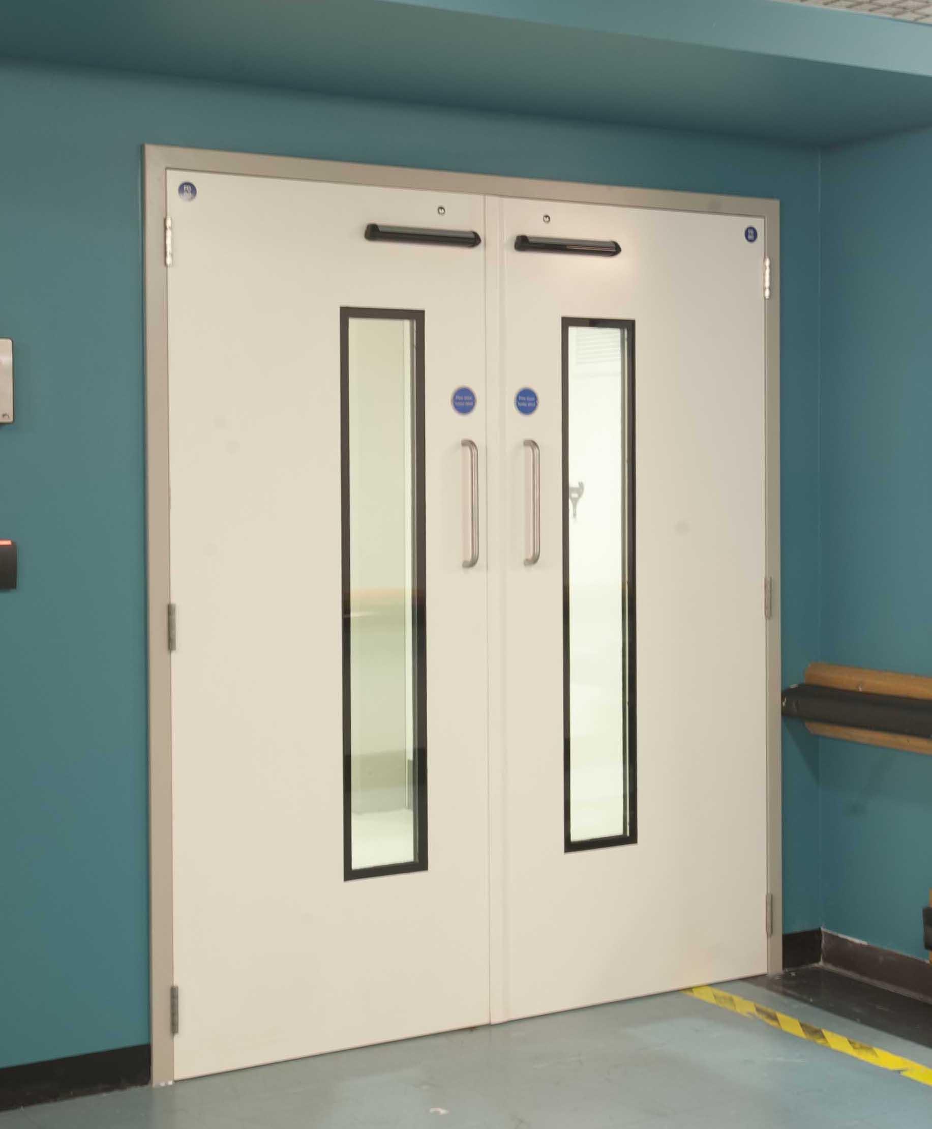 Powershield Cleanroom Doorset