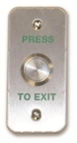 Accessories-DL - Door Loop and Push-to-Exit Button