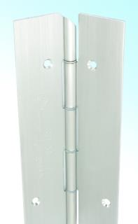 FM-3500 - High Security Edge Mount Hinge with Hospital Tip