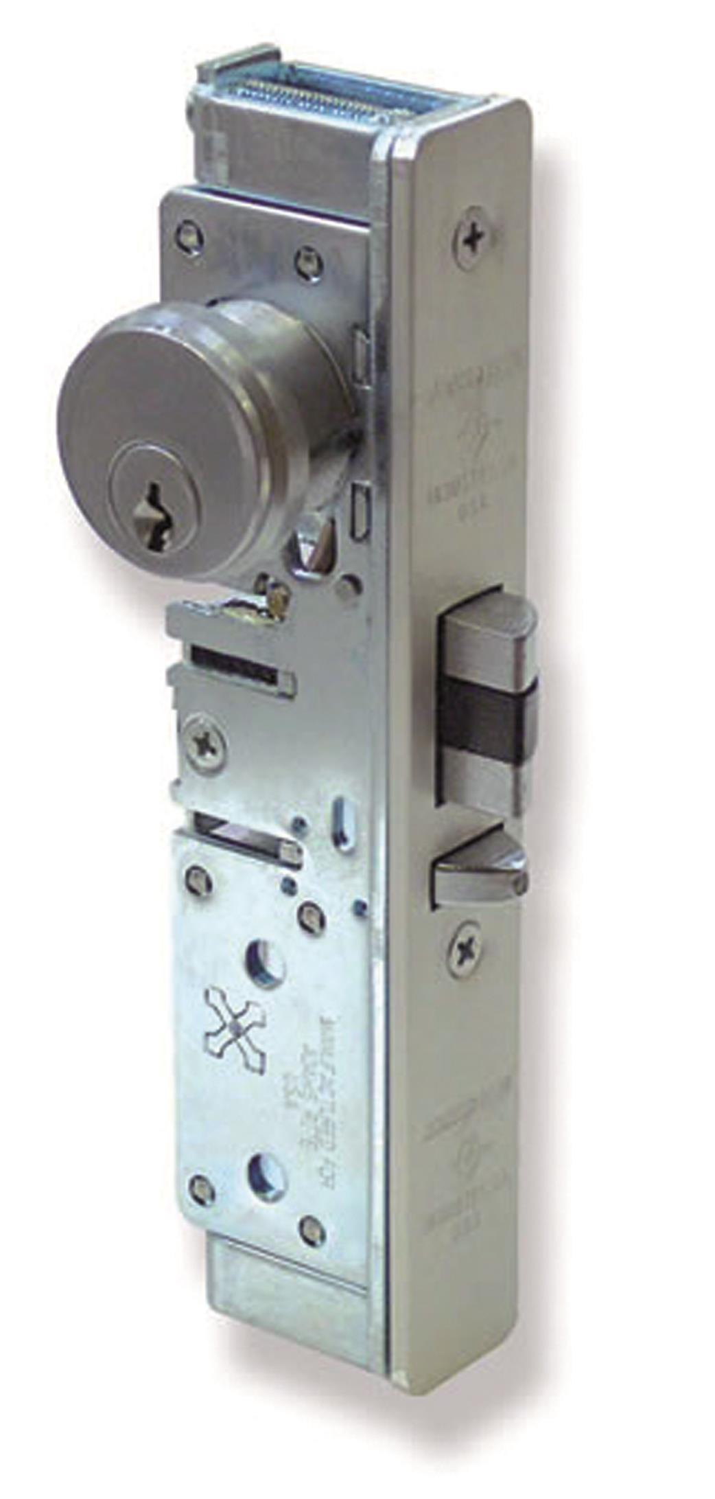 4710 - Round Cylinder Deadlatch
