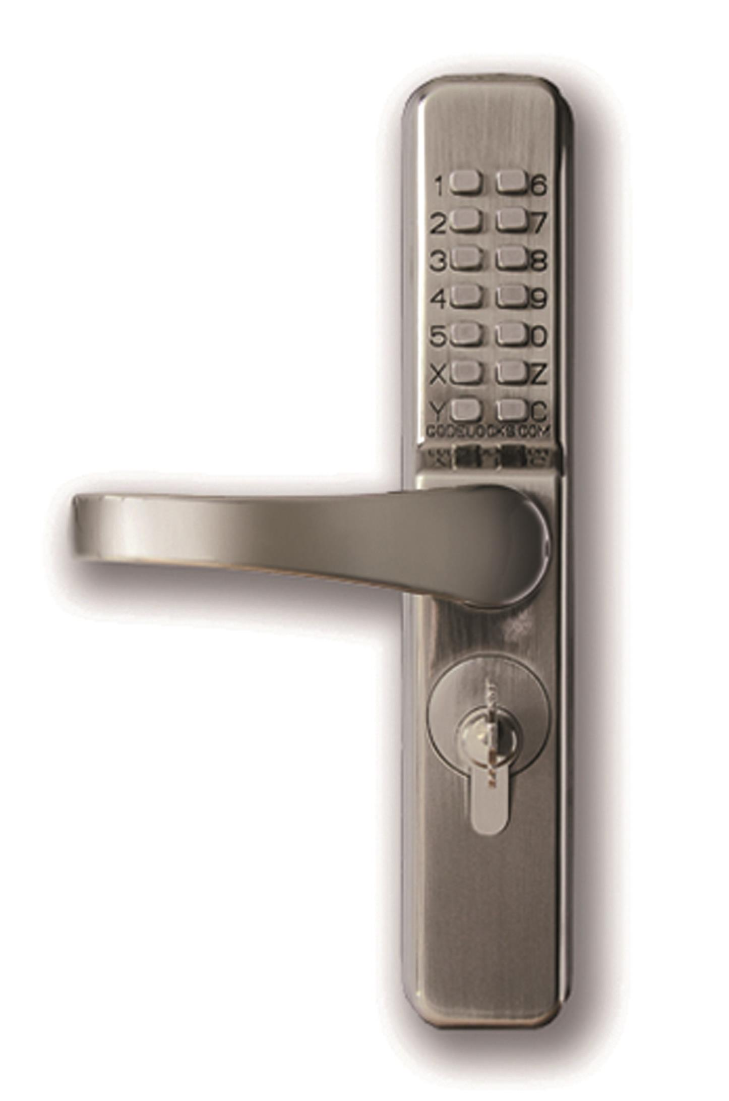 Codelock - Mechanical Access Control for Aluminium Doors