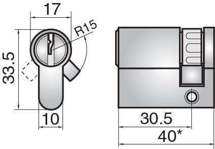 FP523 - Single cylinder