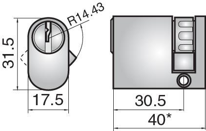 FP533 - Single cylinder