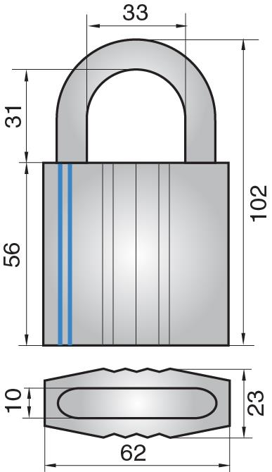 P3641 - Key locking