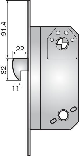 2587 hookbolt lock - 2587 hookbolt lock
