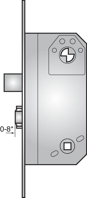 766 - 766 roller bolt lock