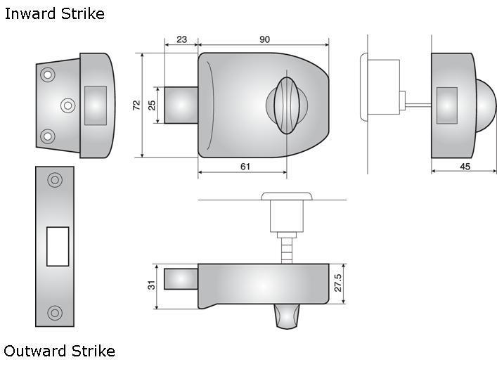 777 cylinder rim deadlock - 777 cylinder rim deadlock