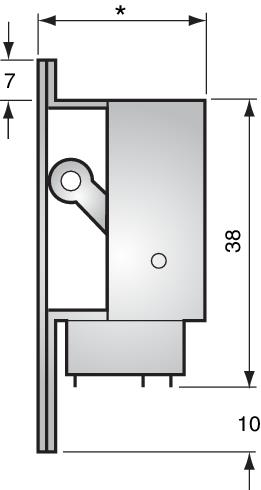 Bolt position monitors - Bolt position monitors