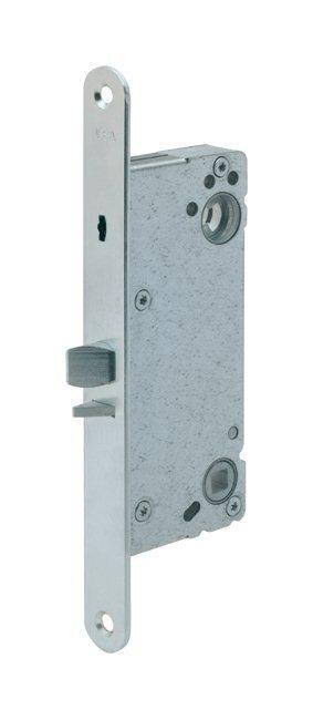 234 - 234 nightlatch with key lock-back
