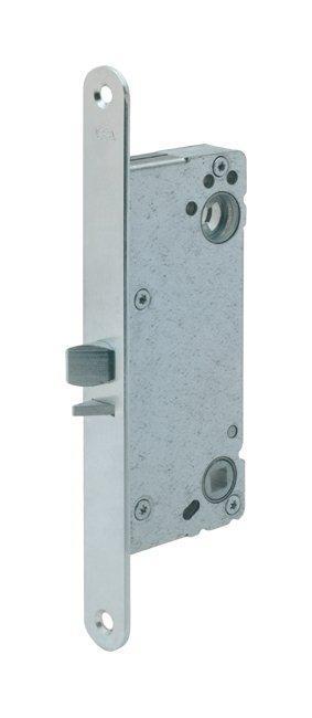 235 - 235 light sprung nightlatch without lock-back