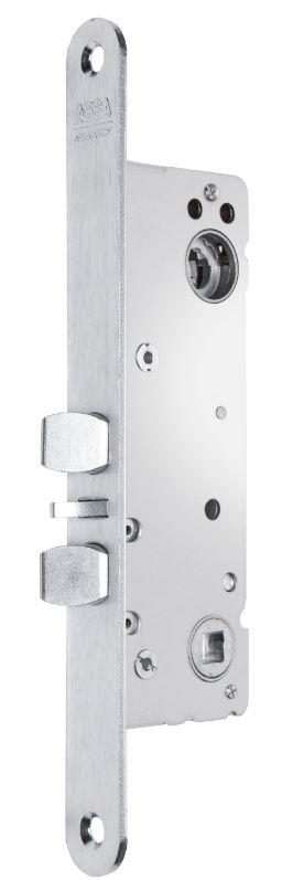 624 - 624 double nightlatch with cylinder key lock-back