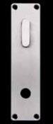 RL B/PLATE - Rectangular backplates