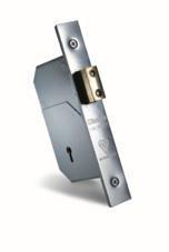 3G110 - Mortice Deadlock