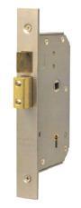 3K70 - Upright 2 bolt mortice lock