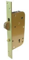 3M51 - Upright clutch bolt mortice lock