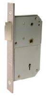 3R135X - Upright high security mortice lock with latch bolt and snib