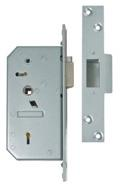 3R35 - Upright mortice locking latch