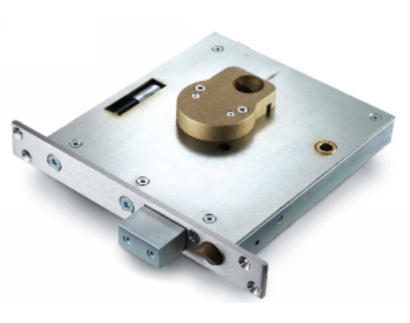 3F11/3F12 - Motorised Slam Action Lock