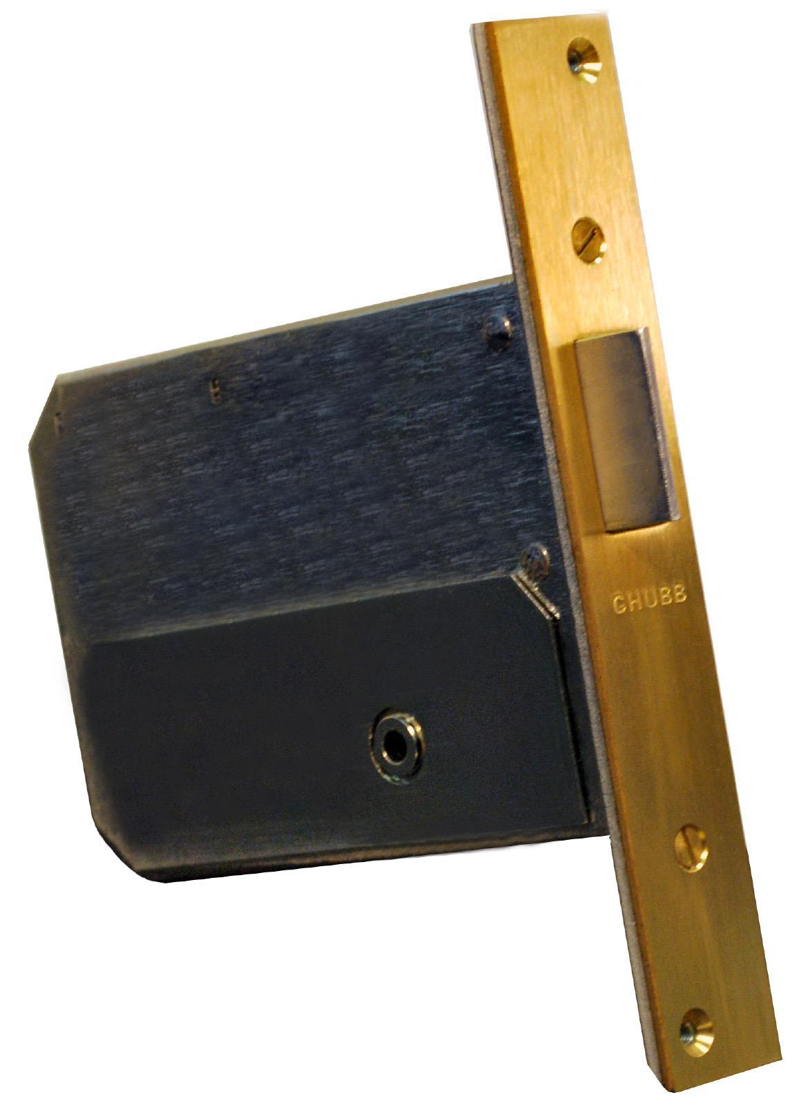 3R47 - Morticed Latch Lock