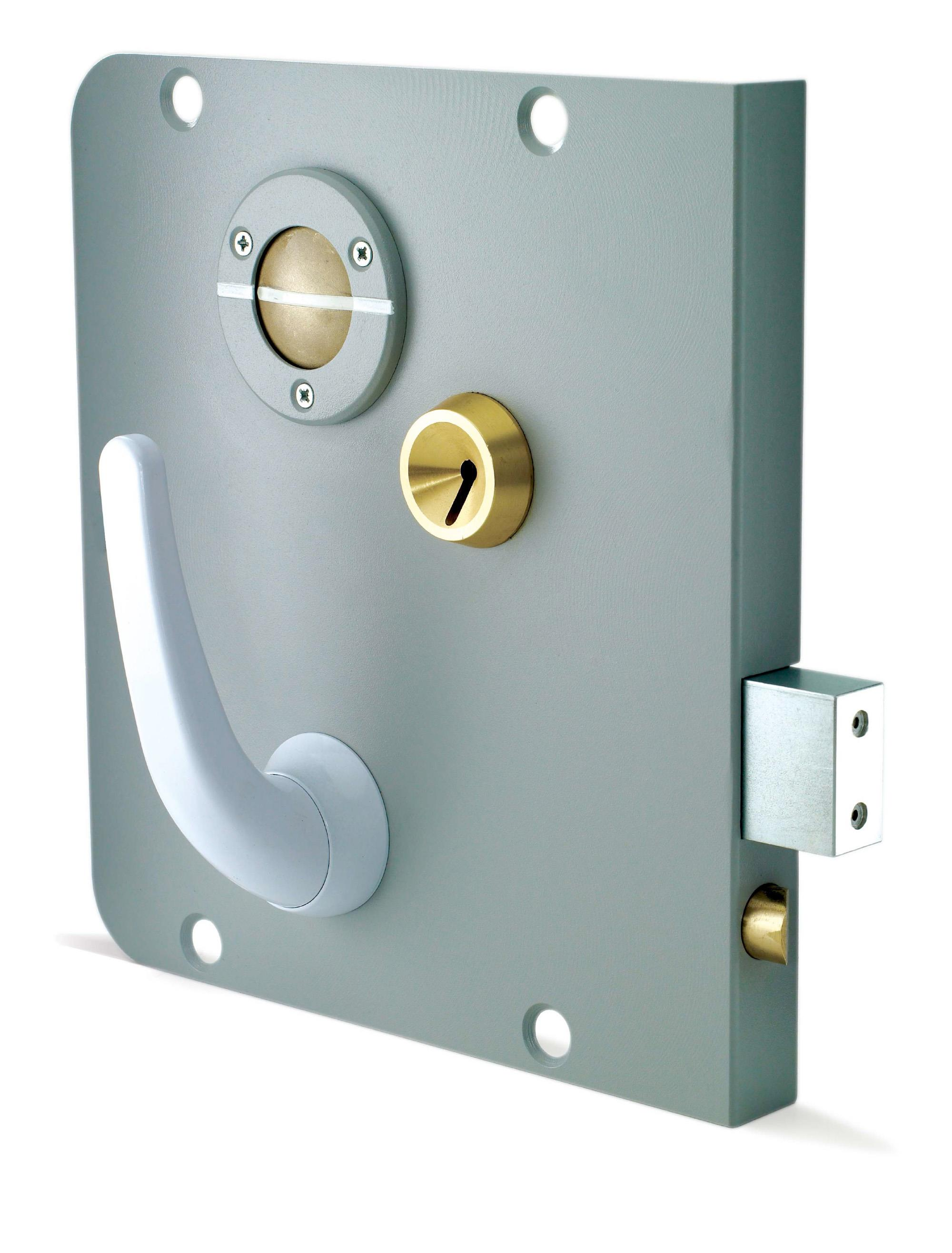 4L55/4L56 - Mechanical Slam Action Cell Lock