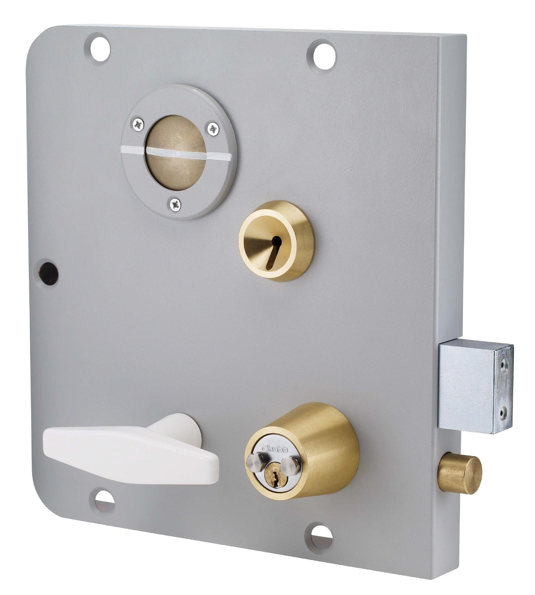 4L65P - Mechanical Cell Lock With Privacy Facility