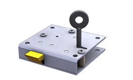 4L80 - Cell Door Food Hatch Lock