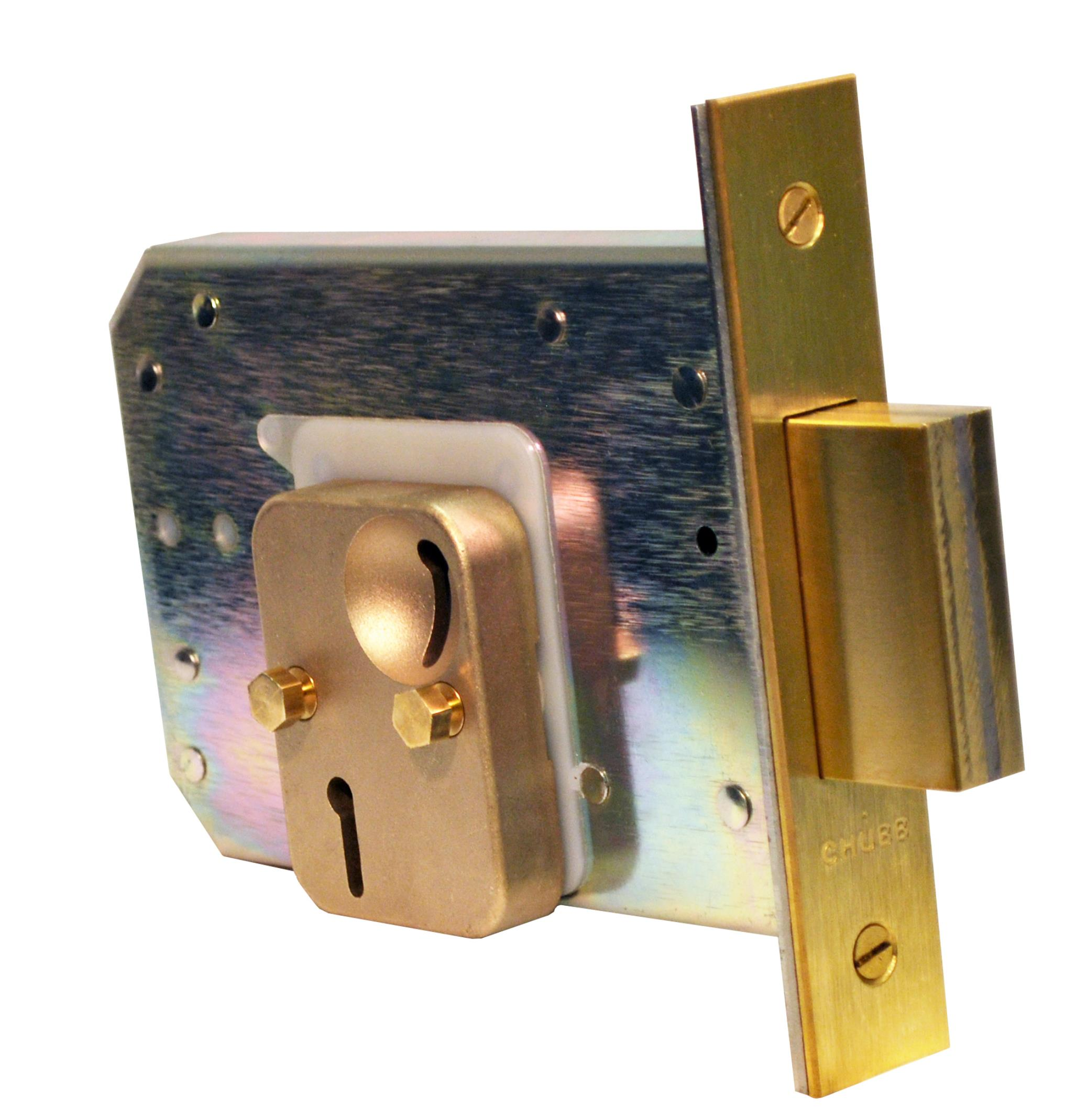 3G112 Mark 1 - Morticed Deadlock – Double Action