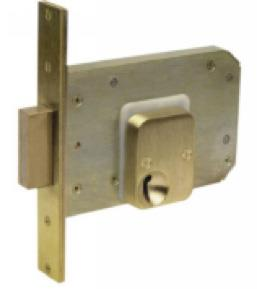 3G112 Mark 3 - Morticed Deadlock – Single Action