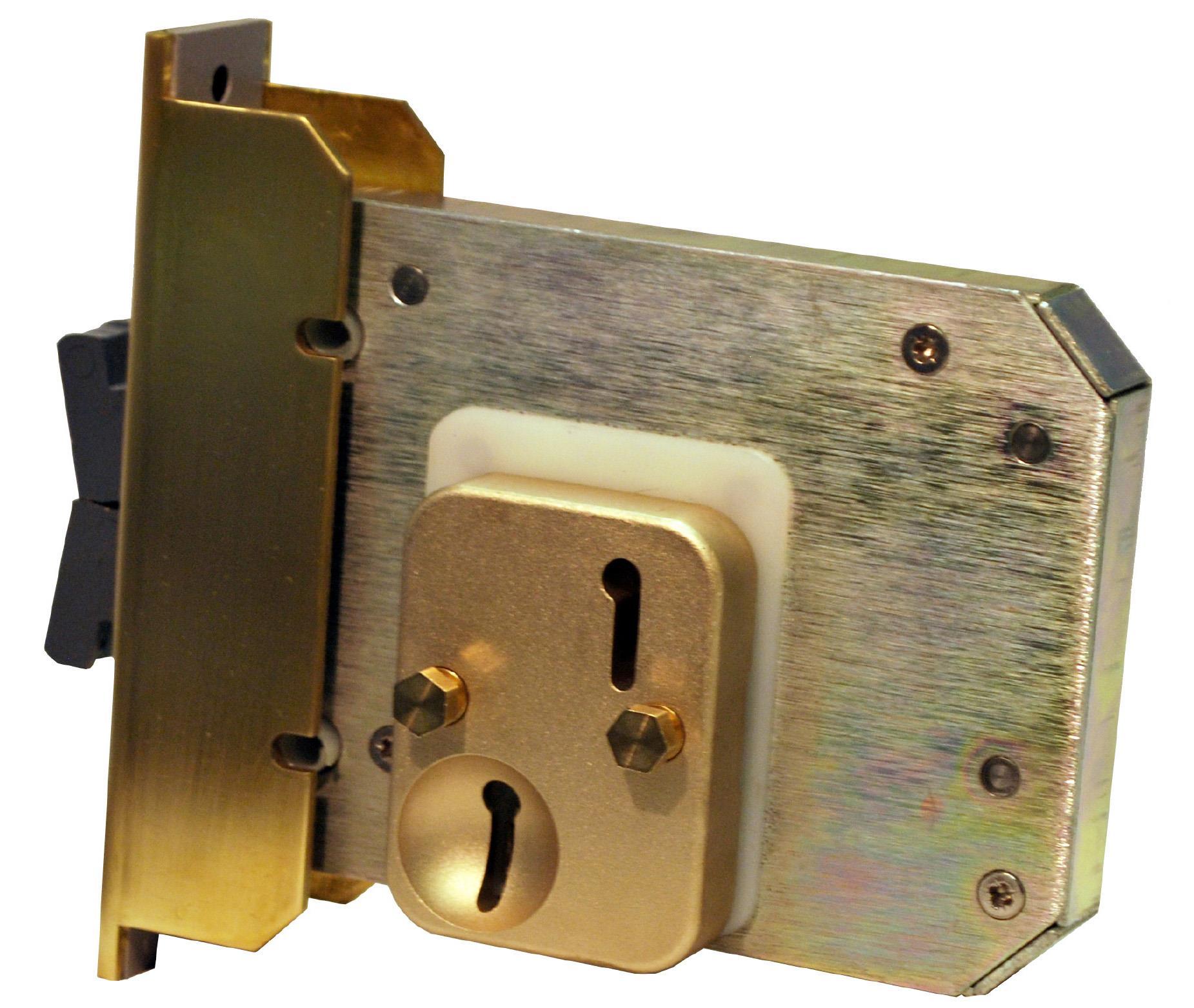 3M56 Mark 2 - Morticed Hookbolt Lock – Double Action