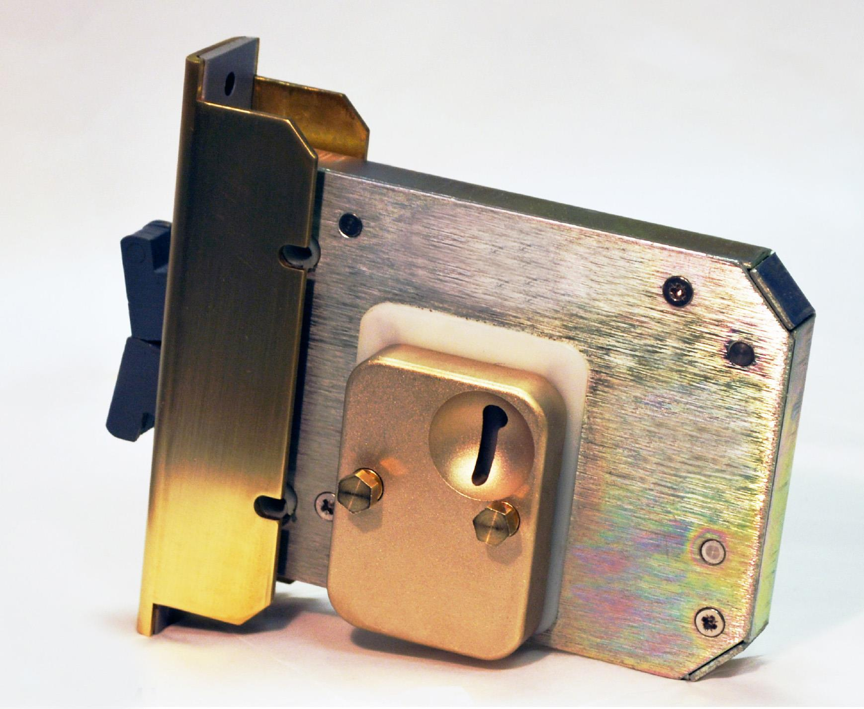 3M56 Mark 3 - Morticed Hookbolt Lock – Single Action