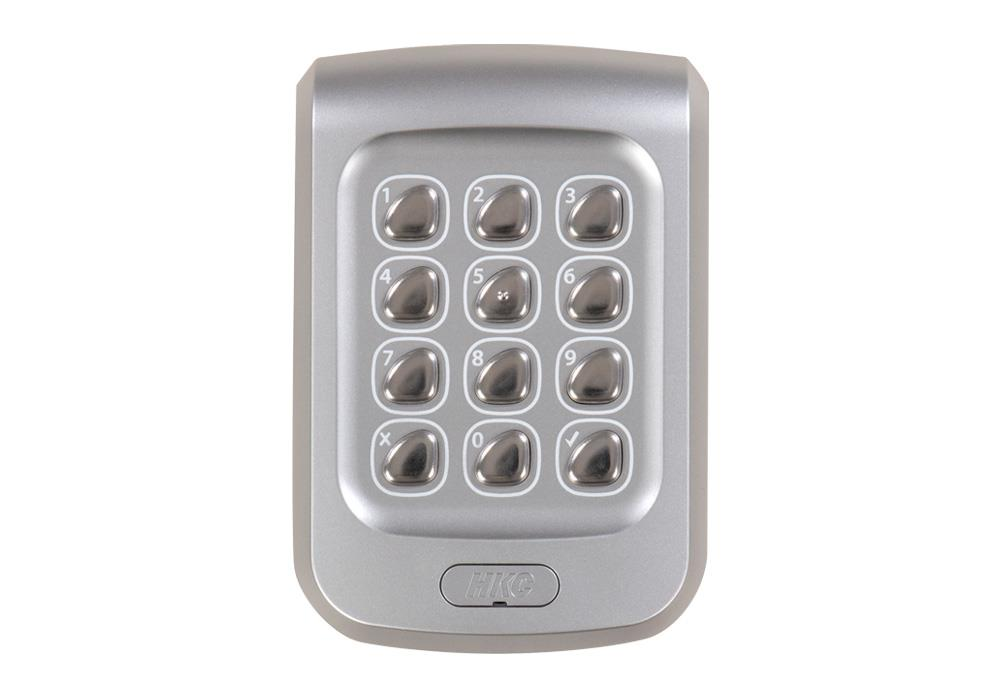 RF AK7P 12/24v - Wireless Access Keypad (12v/24v) - with terminals for Wired Power