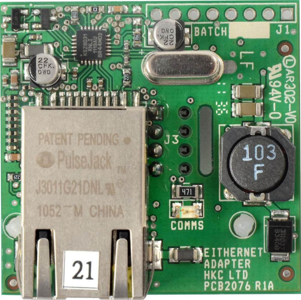 Lan-Card - Ethernet Adaptor Card - SecureComm