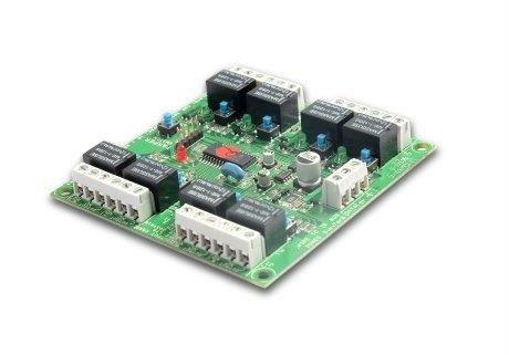 UKSW IDOP8 - Output Card