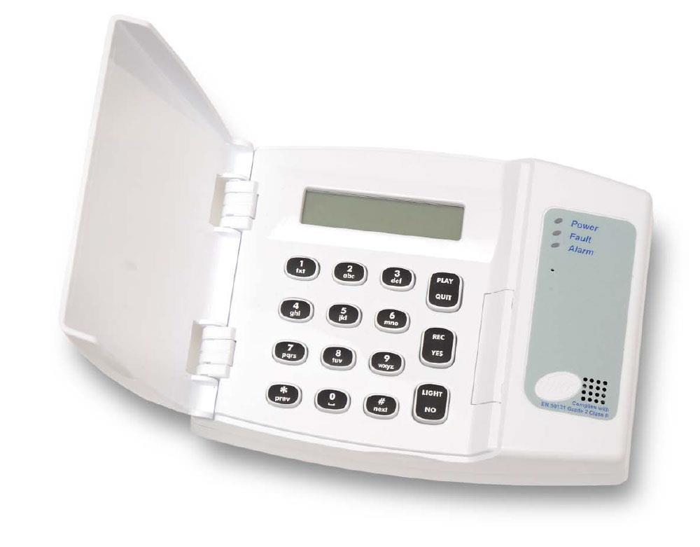 RF-RKP - RF Remote Keypad