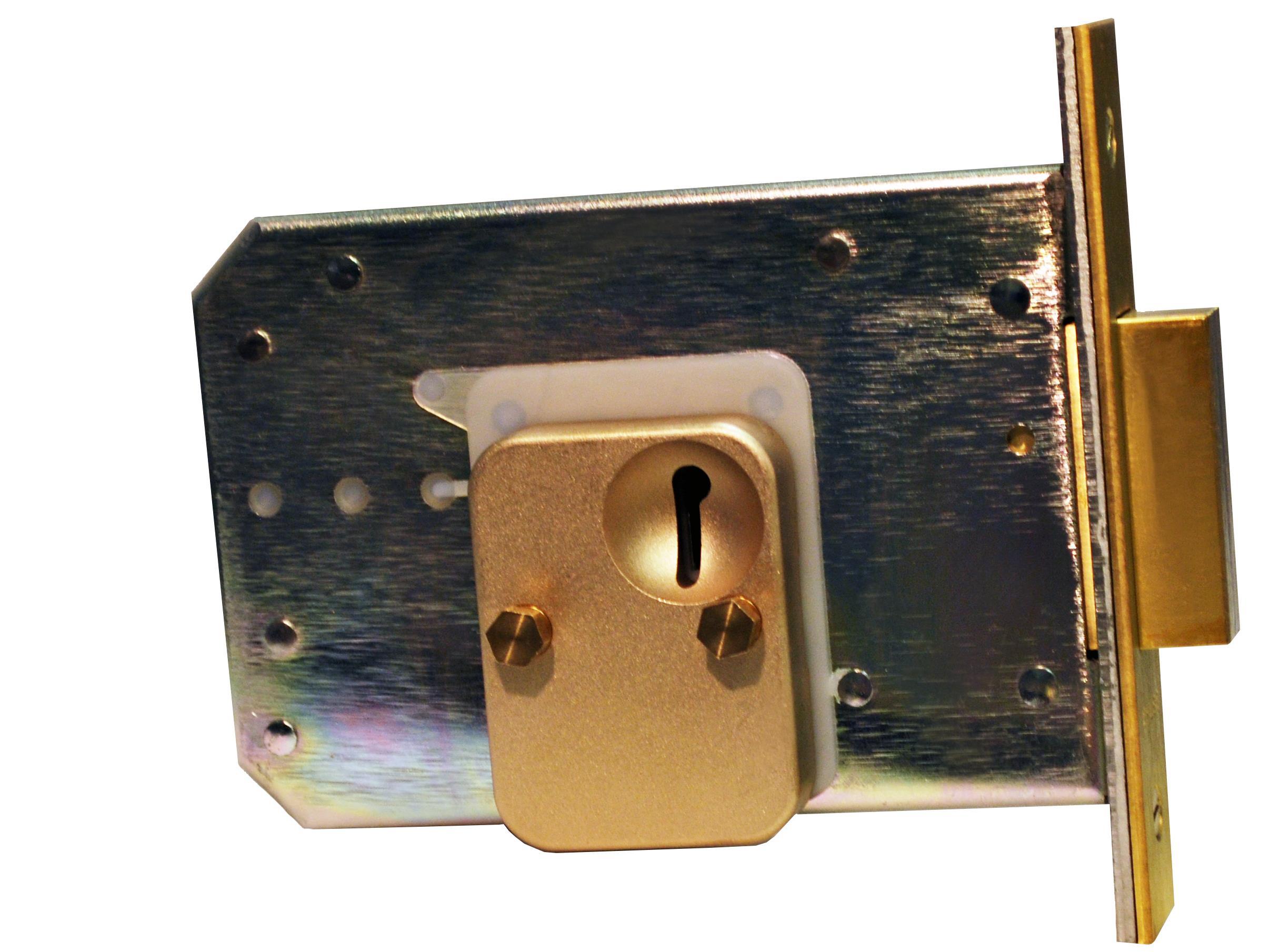 3G112 Mark 3 - Morticed Deadlock – Single Action