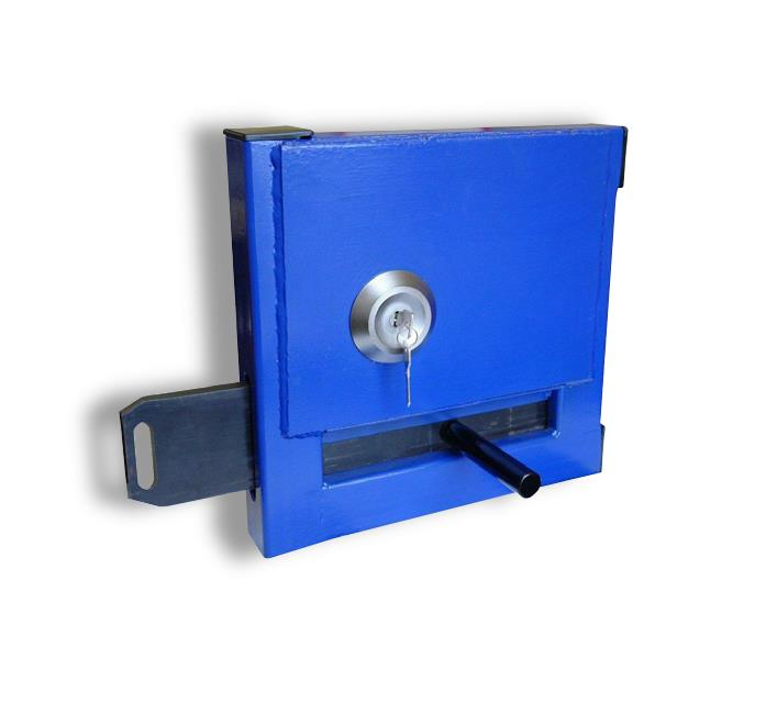 L8715 / L8717 - High Security Slide Bar Lock