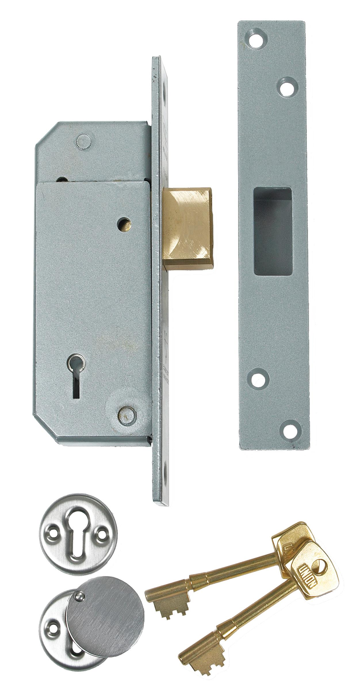 3G220 - Narrow Stile Mortice Deadlock