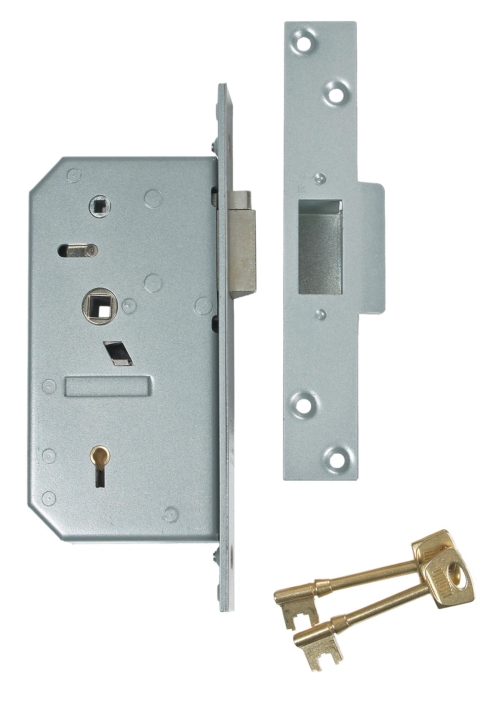 3R35 / 3R35XRKS - 5 Detainer Deadlocking Latch (RKS)