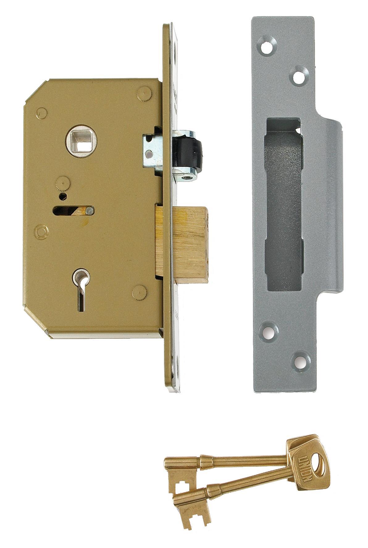 3K75 - 5 Lever Mortice Sashlock