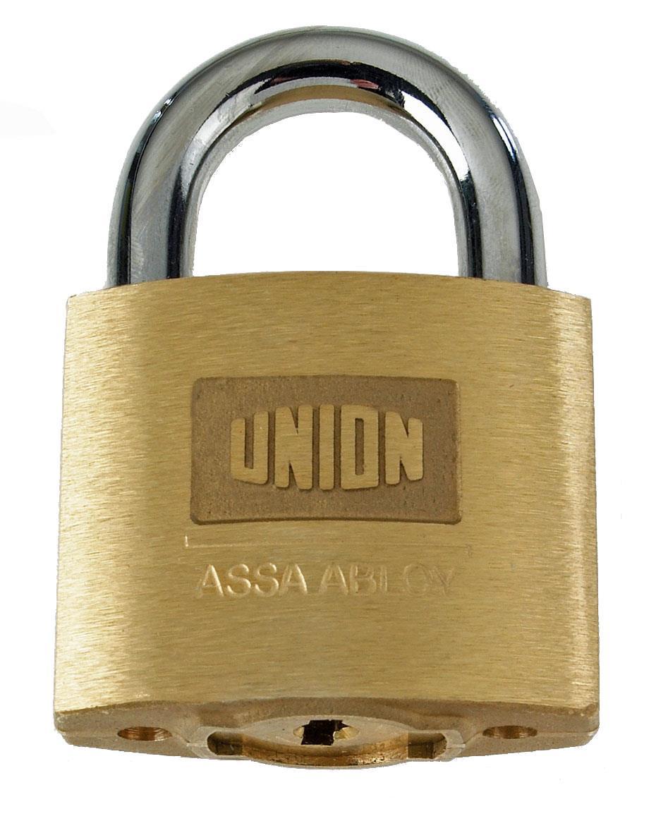 1K42 - AVA Brass Padlock